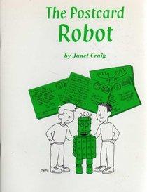 The Postcard Robot