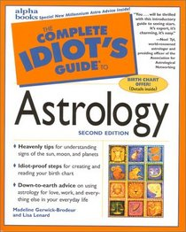The Complete Idiot's Guide to Astrology (2nd Edition)