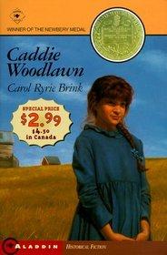 Caddie Woodlawn - Newbery Promo '99 (Aladdin Fiction)