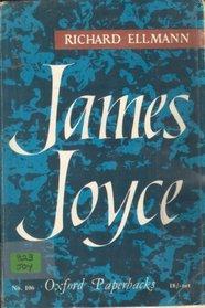 James Joyce (Oxford Paperbacks)