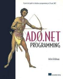 ADO.NET Programming