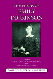 The Poems Of Emily Dickinson (Large Print)