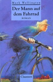 Der Mann auf dem Fahrrad.