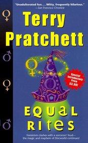 Equal Rites (Discworld, Bk 3)