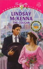 The Cougar (Cowboys of the Southwest, Bk 3) (Silhouette Special Edition, No 1179)