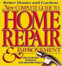 New Complete Guide to Home Repair  Improvement