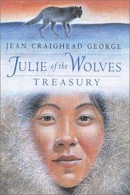 Julie of the Wolves Treasury: Julie of the Wolves / Julie / Julie's Wolf Pack
