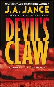 Devil's Claw (Joanna Brady, Bk 8)