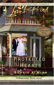 Protected Hearts (Love Inspired, No 299)