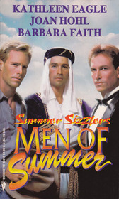 Men of Summer: All-Around Cowboy Blues / Gone Fishing / The Sheikh's Woman (Summer Sizzlers)