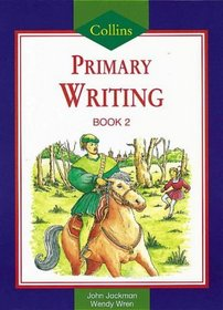 Collins Primary Writing: Pupil Book 2 (Collins Primary Writing)