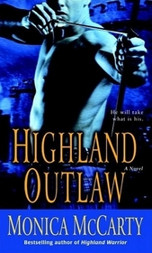 Highland Outlaw (Campbell, Bk 2)
