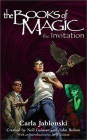 The Invitation (Books of Magic, Bk 1)