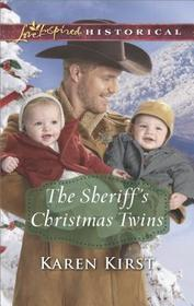 The Sheriff's Christmas Twins (Smoky Mountain Matches, Bk 9) (Love Inspired Historical, No 348)