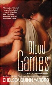 Blood Games (Saint Germain, Bk 3)