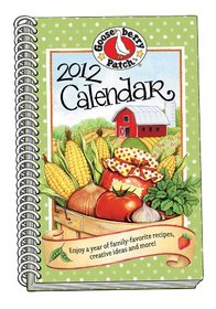 2012 Gooseberry Patch Appointment Calendar