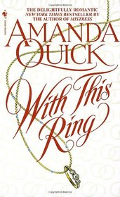 With This Ring (Vanza, Bk 1)