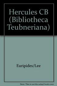 Hercules (Bibliotheca scriptorum Graecorum et Romanorum Teubneriana) (Latin Edition)