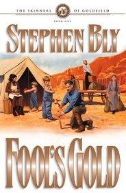 Fool's Gold (G K Hall Large Print Western Series)