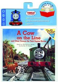 Cow On the Line Book & CD (Book and CD)