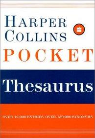 HarperCollins Pocket Thesaurus