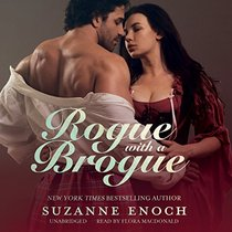Rogue With a Brogue: A Scandalous Highlanders Novel; Library Edition
