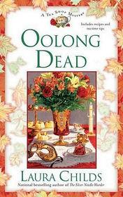 Oolong Dead (Tea Shop, Bk 10)