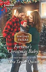 Fortune's Christmas Baby (Fortunes of Texas) (Harlequin Special Edition, No 2664)