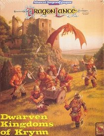 Dwarven Kingdoms of Krynn (AD&D 2nd Edition Fantasy Roleplaying) (Advanced Dungeons & Dragons, 2nd Edition)