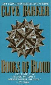 Books of Blood (Vol 2)