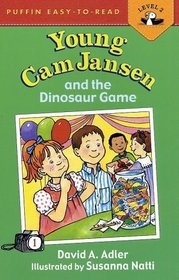 Young Cam Jansen and the Dinosaur Game (Puffin Easy-to-Read, Level 2) (Young Cam Jansen, Bk 1)