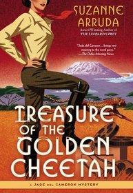 Treasure of the Golden Cheetah (Jade del Cameron, Bk 5)