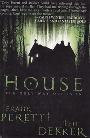 House: The Only Way Out is In (Large Print)