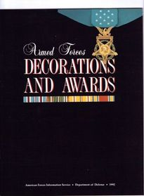 ARMED FORCES DECORATIONS AND AWARDS - 1992