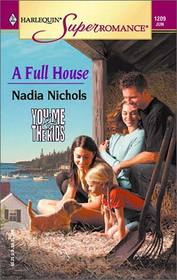 A Full House (You, Me & the Kids) (Harlequin Superromance, No 1209)