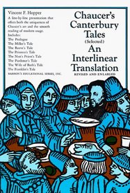 The Canterbury Tales: An Interlinear Translation