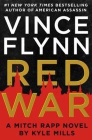 Red War (Mitch Rapp, Bk 17)