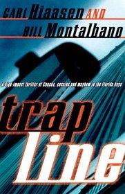 Trap Line (Black Lizard, Bk 2)