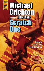 Scratch One (Hard Case Crime)