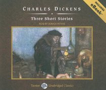 Three Short Stories, with eBook (Tantor Unabridged Classics)