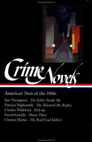 Crime Novels: American Noir of the 1950s (Library of America)