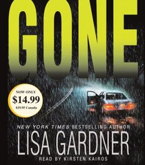 Gone (FBI Profiler, Bk 5) (Audio CD) (Abridged)
