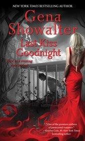 Last Kiss Goodnight (Otherworld Assassin, Bk 1)
