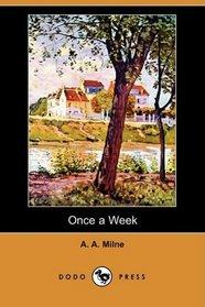 Once a Week (Dodo Press)