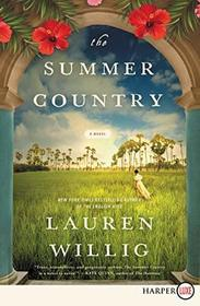 The Summer Country (Larger Print)