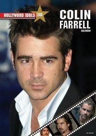 Colin Farrell Calendar 2008