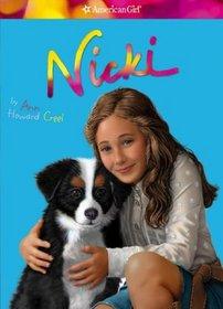 Nicki (American Girl Today)
