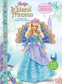 Barbie The Island Princess Panorama Sticker Book (Barbie (Reader's Digest Children's Publishing))