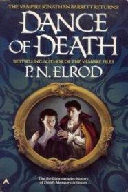 Dance of Death (Jonathan Barrett, Bk 4)