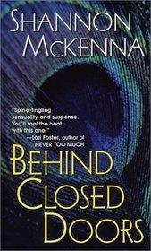 Behind Closed Doors (McCloud, Bk 1)